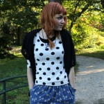 Outfit – Birds and polka's