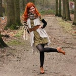 Outfit – Lievelingssjaal
