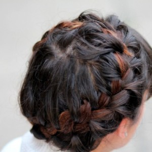 blogpost tips januari 2 - french braid tutorial