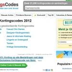 TopKortingsCodes.nl – Dé kortingssite van Nederland