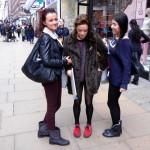 Londen streetstyle – April 2012