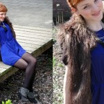 Battle of the outfits – Blauwe playsuit