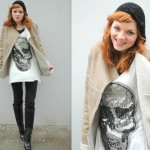 Battle of the outfits – Skull t-shirt