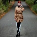 Outfit – Luipaard hak