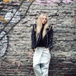Aanfoto's van het Margiela at H&M jack en de Margiela at H&M jeans