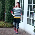 Outfit – Streepjes