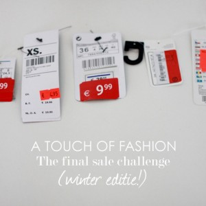 ATOF The final sale challenge winter editie