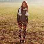 Outfit – De witte sjaal
