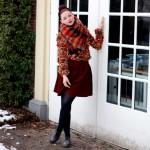Outfit – Warme kleuren