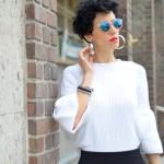 Fashion crush – Flared mouwen