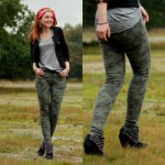 Battle of the outfits – Camouflage broek
