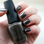 Nails of the day: OPI Warm me up