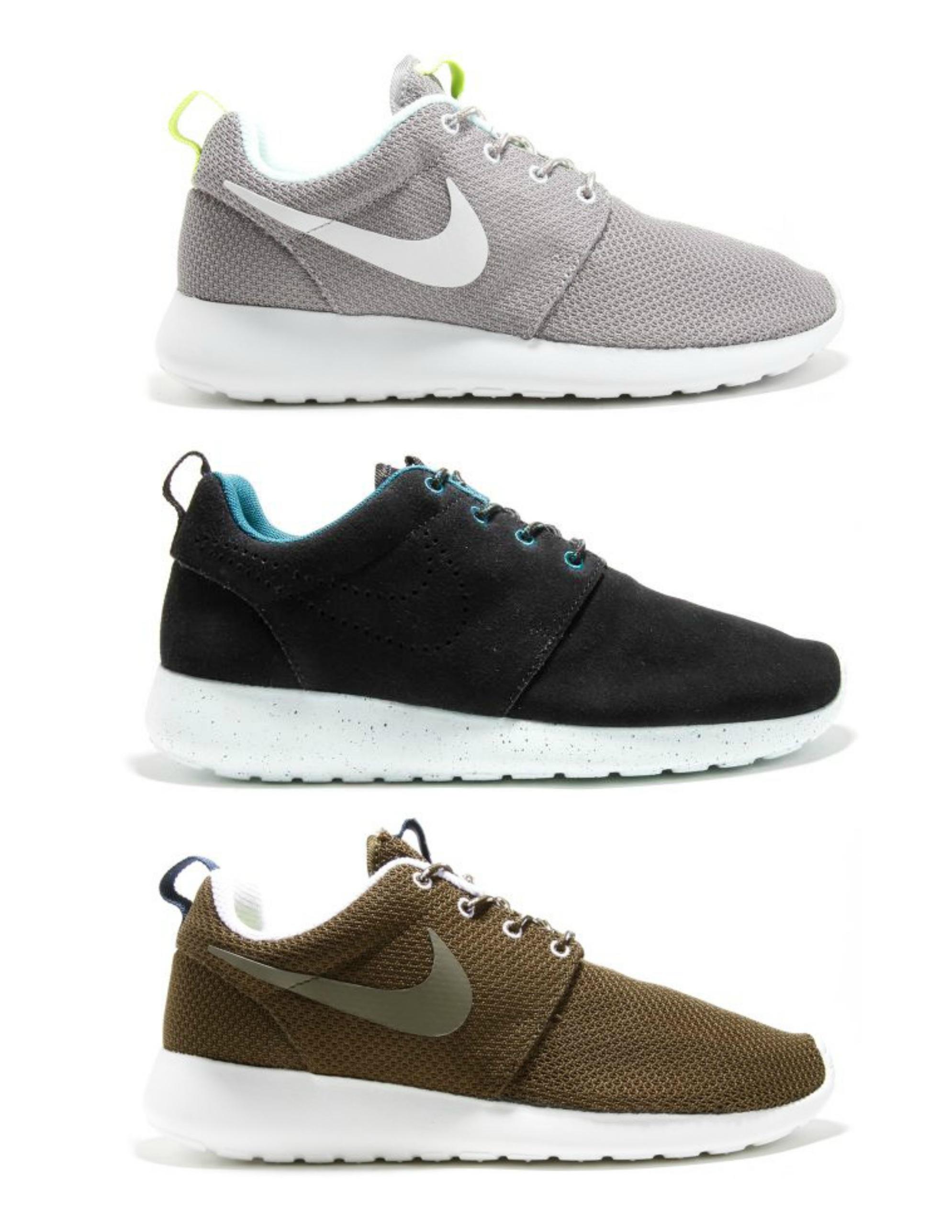 Win Nike Rosherun sneakers naar keuze!