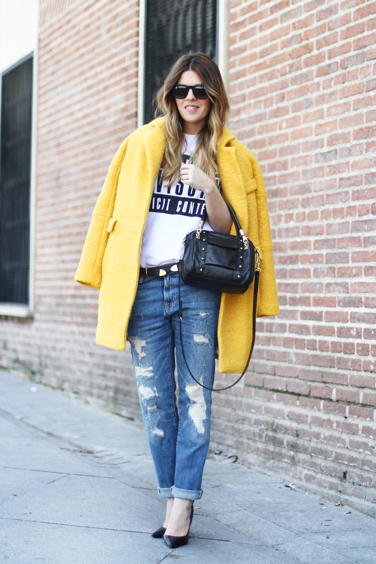 Outfit inspiratie met de kleur geel   fashionisaparty com    fashionisaparty com