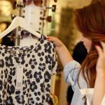 Offline shoppen vs. online shoppen