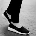 Mijn Nike Roshe Run Slip On's
