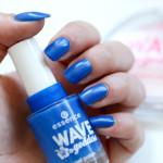 essence Wave Goddess 04 Crush On Blue nagellak