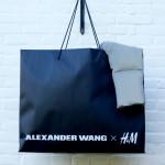 Alexander Wang x H&M donzen jack