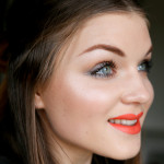 Face of the Day met o.a. Anastasia Beverly Hills Neon Coral Liquid Lipstick