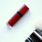 Bourjois Rouge Velvet Grand-Cru lipstick
