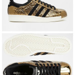 adidas Originals Superstar Gold 80′s Metal Toe sneakers