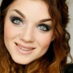 Rimmel Glam'eyes Quad Eyeshadow, Exaggerate Eye Liner, 24 HR Supercurler Mascara en Lasting Finish Soft Colour Blush