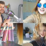 Vlogging is a party # 22 – Pruiken kijken