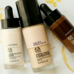 The Body Shop Fresh Nude Foundation en Shade Adjusting Drops